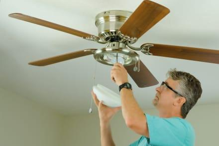 ALERTA: Recall de más de 280,000 ventiladores de techo por peligroso defecto