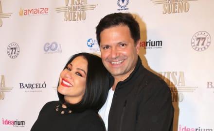 ¡Para esconder sus carnes! Veneno Sandoval sorprende con video de su marido poniéndole la faja (VIDEOS)