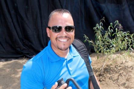Pedro Rivera Jr, hermano de Jenni Rivera, graba un 'templo satánico' en Tijuana (VIDEO)