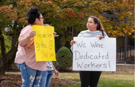 Solicitudes semanales de subsidio por desempleo se ubican en 898,000
