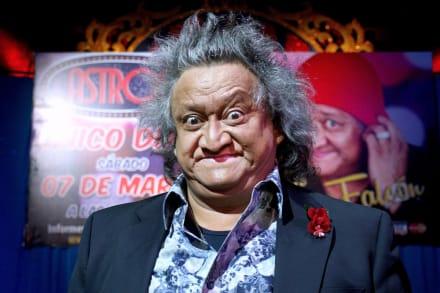 El comediante Jo Jo Jorge Falcón da positivo a coronavirus ¿está en peligro? (FOTO)