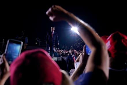 Trump dice que se iría de EE.UU. si pierde las elecciones ante Joe Biden