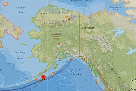 Alaska sigue temblando después del gran sismo y alerta de tsunami (VIDEOS)