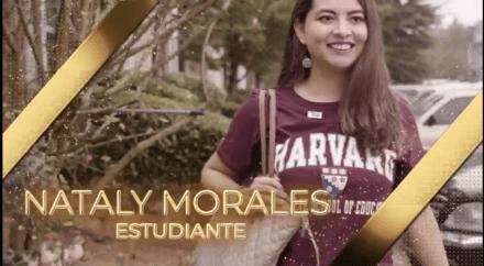 El camino de una estudiante hispana hacia la Universidad de Harvard