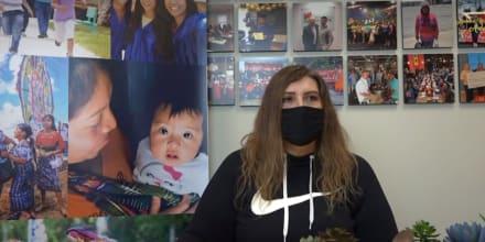 Vanesa Sarazua, la hispana que llena de esperanza y unión a la comunidad a través de su organización