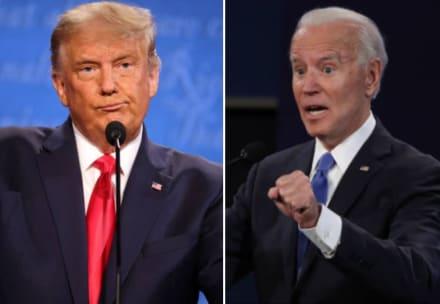 Mentiras y falsedades en debate Trump-Biden, según verificación de AP