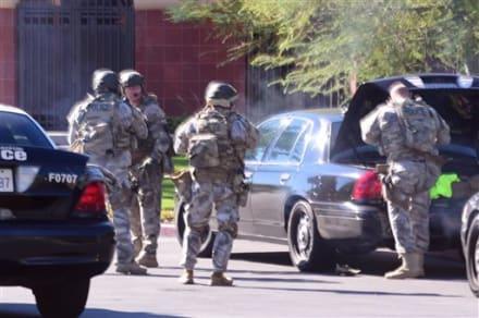 Veinte años de cárcel al latino que compró armas al terrorista de San Bernardino