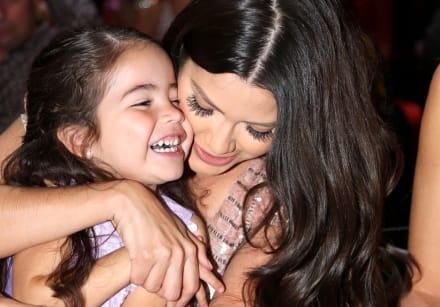 """La conmovedora respuesta de la hija de Ana Patricia por triste noticia: """"Su carita se le desfiguró"""""""