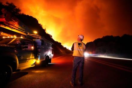 California: Piden a habitantes planear evacuaciones por incendios y emiten alertas