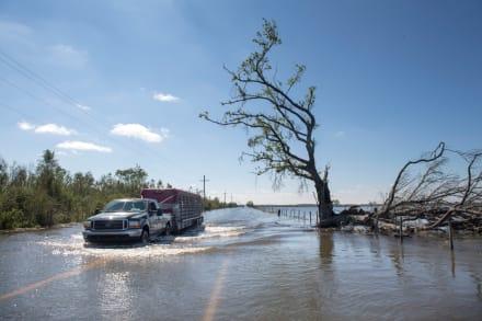 Se forma tormenta tropical Zeta y podría llegar a la costa del Golfo de EE.UU.