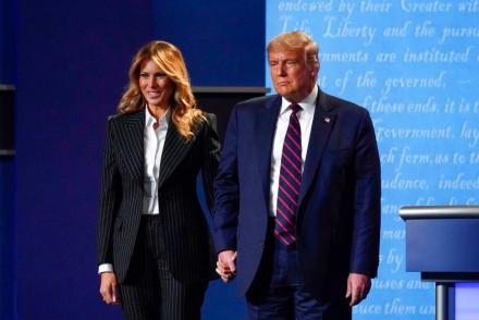 ¿Presienten la derrota? Por un video, se burlan de Melania Trump, quien ya se estaría 'mudando' de la Casa Blanca (VIDEO)