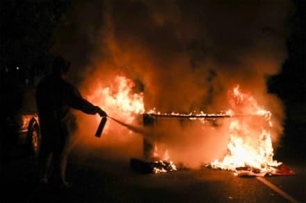Siguen las violentas protestas por la muerte de Walter Wallace en Filadelfia (VIDEO)