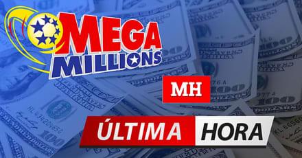 Estos son los números ganadores del Mega Millions este 30 de octubre