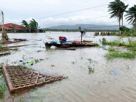 Filipinas ordena evacuación ante llegada del tifón más fuerte del mundo