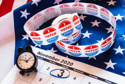 Estados clave: Así se elige al presidente de EEUU en las elecciones 2020