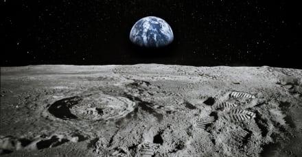 NASA descubre lo imposible: Encuentran agua en un cráter de la luna