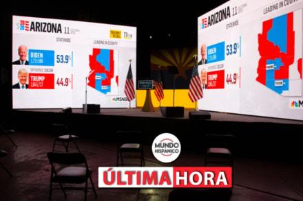 Arizona: Los hispanos de Phoenix podrían llevar a Joe Biden al triunfo