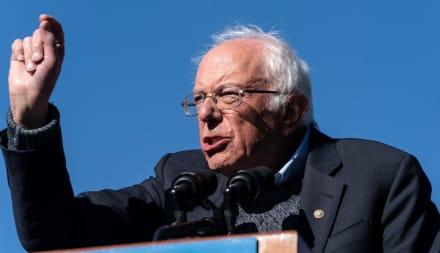 Bernie Sanders predijo en una entrevista lo que está pasando en las elecciones