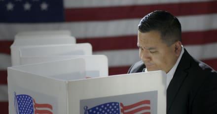 Cientos manifiestan en Philadelphia para que se cuenten todos los votos