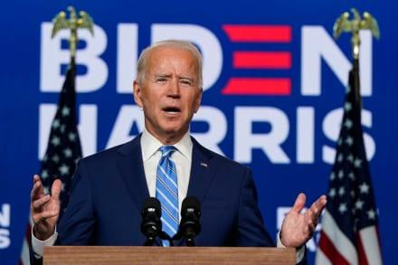 Joe Biden gana también Nevada y suma 290 votos del Colegio Electoral