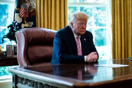 """Asesora espiritual de Trump pide a """"ángeles"""" rescatar su reelección"""
