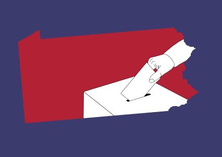 Juez federal rechazó intento de Trump de suspender el recuento de votos en Filadelfia