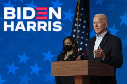 Biden cerca de ganar la Presidencia con la ventaja en Pensilvania, según AP