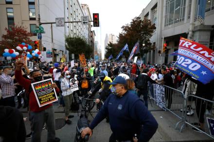 Pensilvania: Rastrean mensajes incendiarios vinculados a asesor de Trump