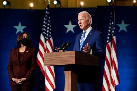 Tras victoria de Biden, la próxima vicepresidente Kamala Harris manda mensaje