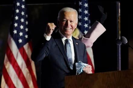Líderes mundiales felicitan a Biden por su triunfo, pero México se tarda