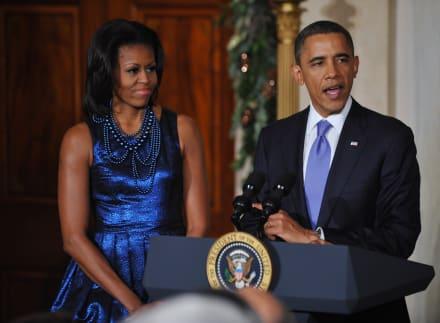 Barack y Michelle Obama mandan mensaje por triunfo de Biden