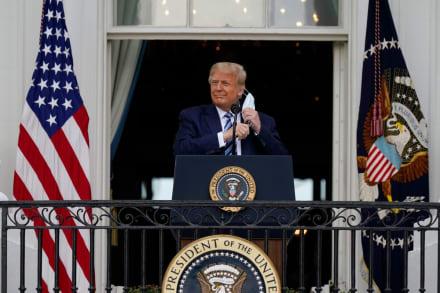 Donald Trump no acepta el triunfo de Joe Biden y dice que él ganó (FOTO)