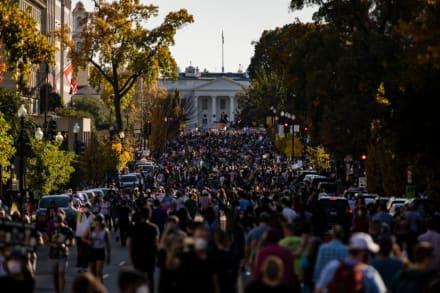 """Casa Blanca afirma que aceptarán resultados """"justos"""" de elecciones"""