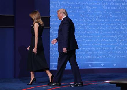 Melania Trump no puede esperar más para divorciarse, según exasesora