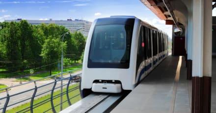 Lo nuevo en super trenes: Hyperloop hace su primer debut tripulado