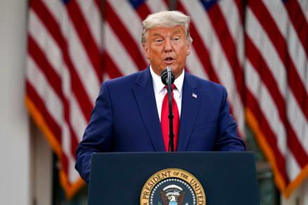 Nueva demanda y revés judicial para la campaña Trump