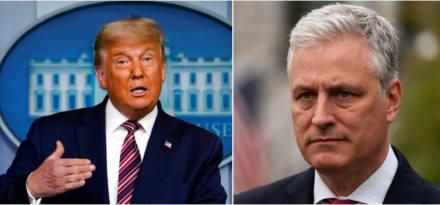 """Asesor de Trump promete """"transición profesional"""" mientras recuento en Wisconsin le costaría millones"""