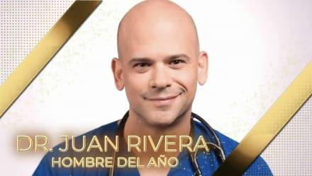 MundoHispánico Awards reconoce como Personaje del Año al Dr. Juan