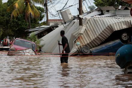 EEUU destina ayuda por 17 millones de dólares a Guatemala, Honduras y Nicaragua tras devastación de huracanes Eta y Iota