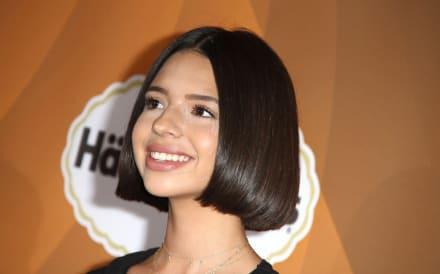 Ángela Aguilar aparece en video de Tik Tok bailando y fans dicen que la va a regañar su papá