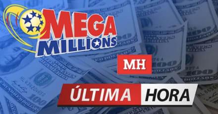 Dan a conocer los números ganadores del Mega Millions del 27 de julio