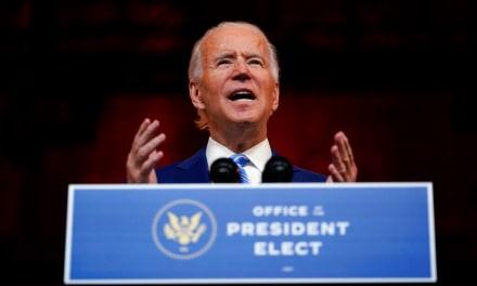 En su mensaje de Thanksgiving, Joe Biden invita a la unidad y recuerda a víctimas del coronavirus