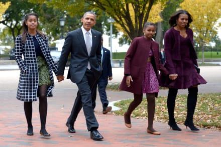 Sasha Obama causa revuelo con un video de Tik Tok