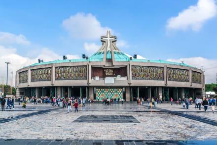 Por la pandemia de COVID-19 peregrinos visitan la Basílica de Guadalupe días antes