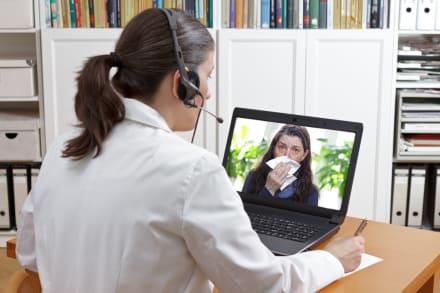 Telemedicina durante el COVID-19: Conoce lo que necesitas para prepararte