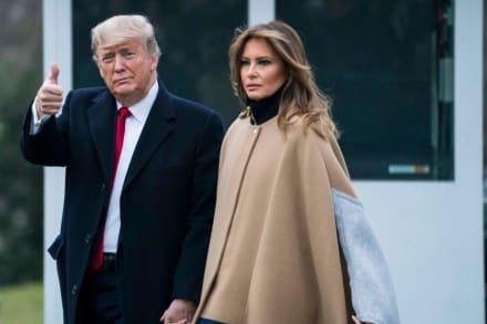 La Chacha (21 de Enero) ¡Harta! Melania Trump le hace tremendo 'desplante' al ex presidente en su llegada a Florida (VIDEO)