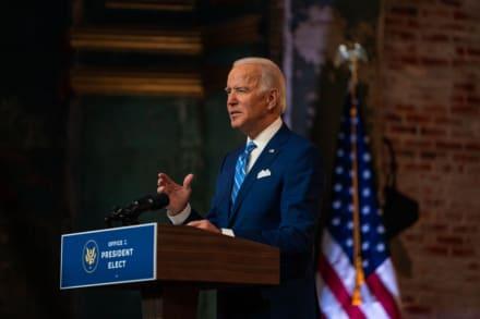 Nueva Jersey certifica a Joe Biden como ganador de las elecciones