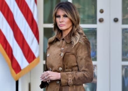 """Mientras Donald Trump busca quedarse en la Casa blanca, Melania Trump """"solo quiere irse a su casa"""""""