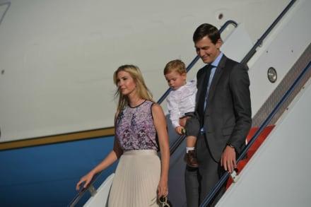 Ivanka Trump acalla rumores de divorcio con romántica foto