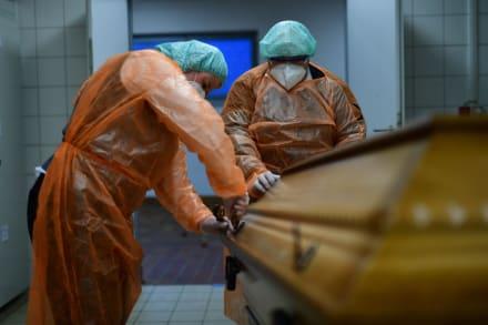 ¿Se viene otra pandemia? Reportan tres muertos por brote de Ébola en Guinea